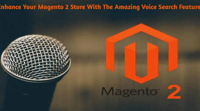 magento-2-voice search