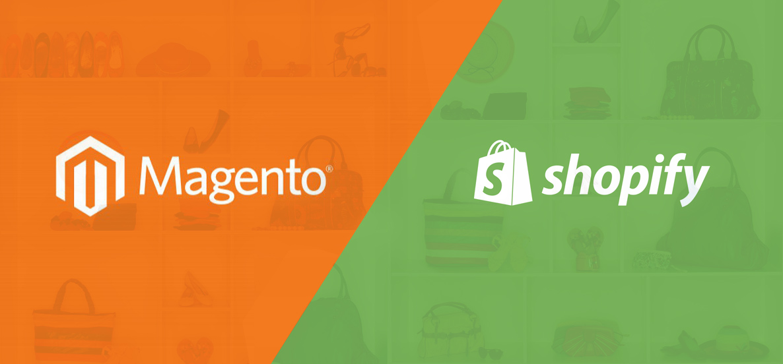 Magento 2 v/s Shopify