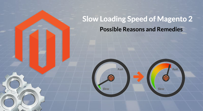 Slow Loading Speed of Magento 2: Possible Reasons and Remedies