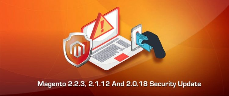 Magento Security Patch Installation Services - Magazine cover