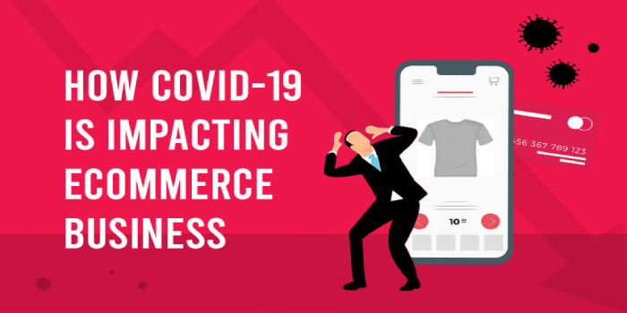 COVID-19 Pandemic will Impact E-commerce Industry