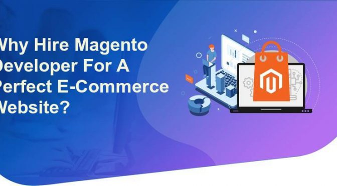 Why Hire Magento Developer For A Perfect E-Commerce Website