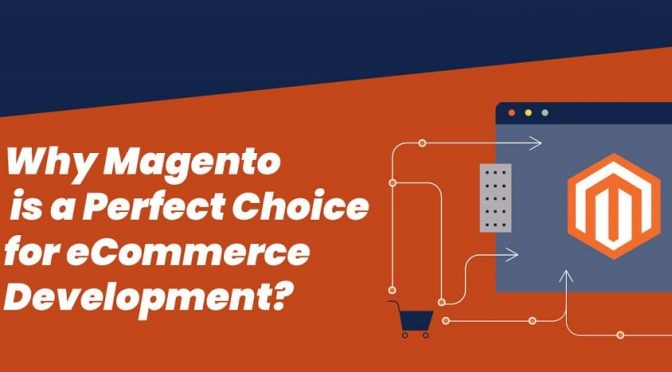 Why magento development services is best choice for ecommerce website Development